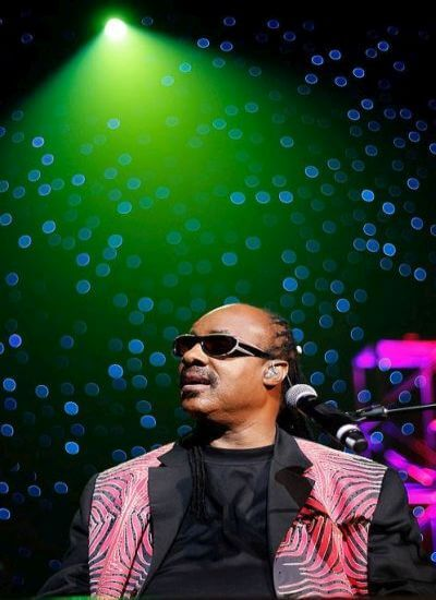 Stevie Wonder, Perfectionist and with his own light