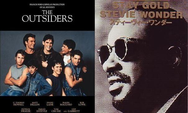 The Outsiders: Stay Gold