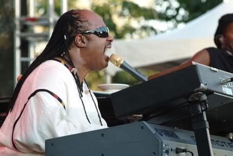 Stevie Wonder, the jazz-man